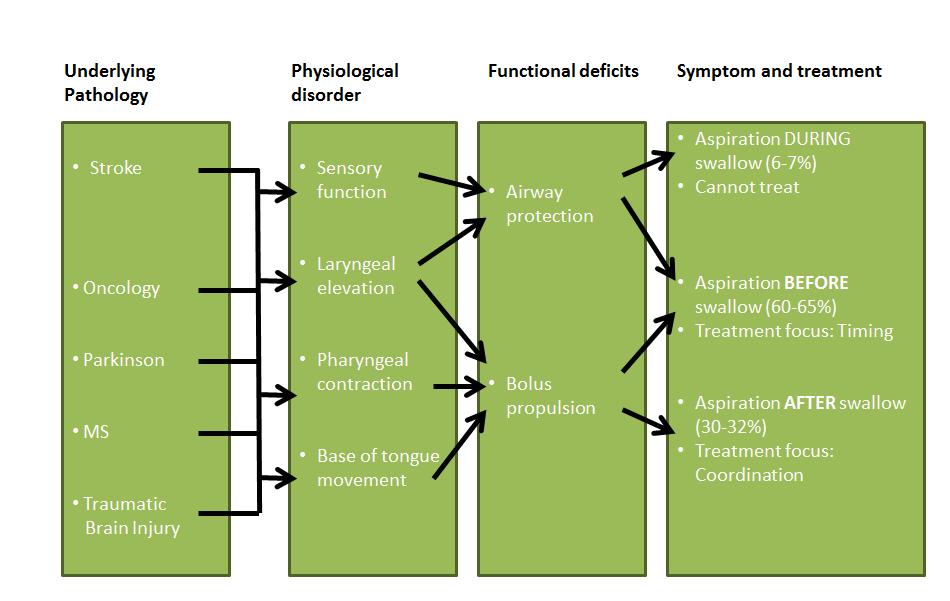Rephagia tabel1 different pathologies